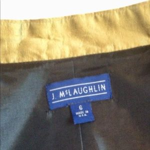 J. McLaughlin Jackets & Coats - Silk jacket